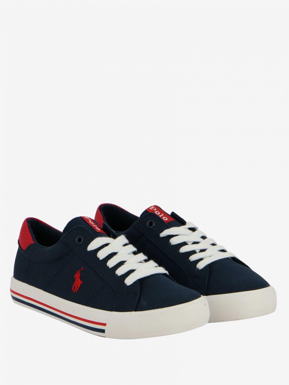 Shoes kids Polo Ralph Lauren blue 2