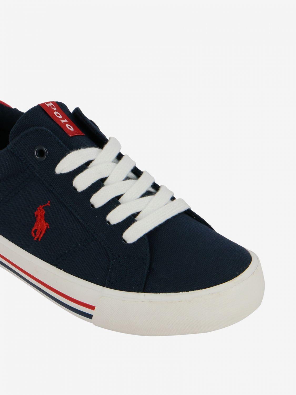Shoes kids Polo Ralph Lauren blue 4