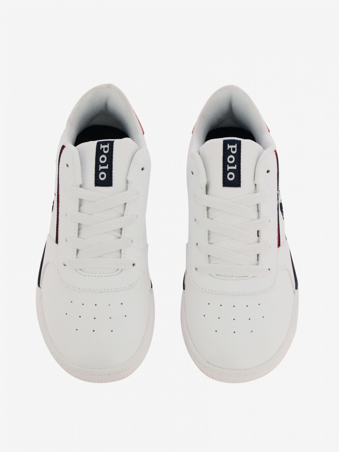 Shoes kids Polo Ralph Lauren white 3