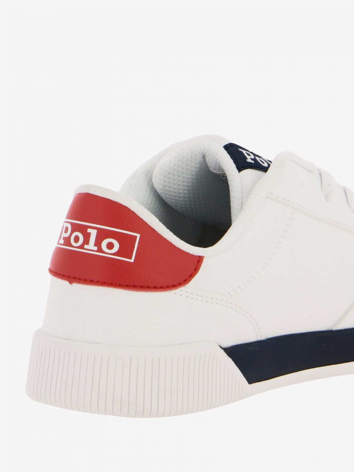 Shoes kids Polo Ralph Lauren white 5
