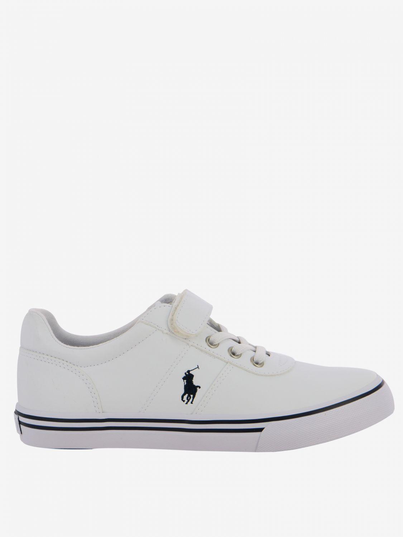 Shoes kids Polo Ralph Lauren white 1