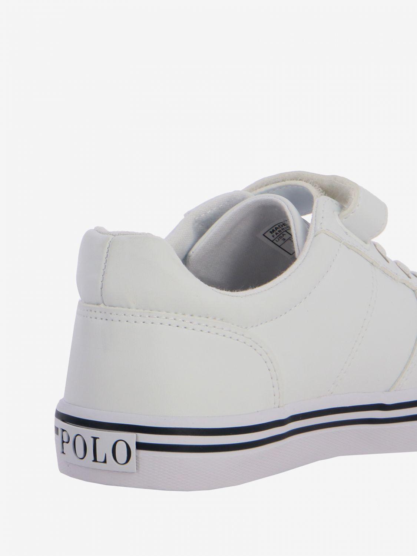 Shoes kids Polo Ralph Lauren white 5