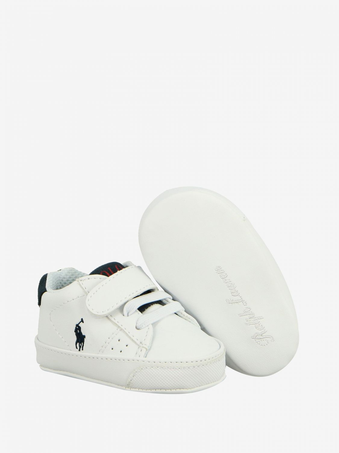 Shoes kids Polo Ralph Lauren white 2
