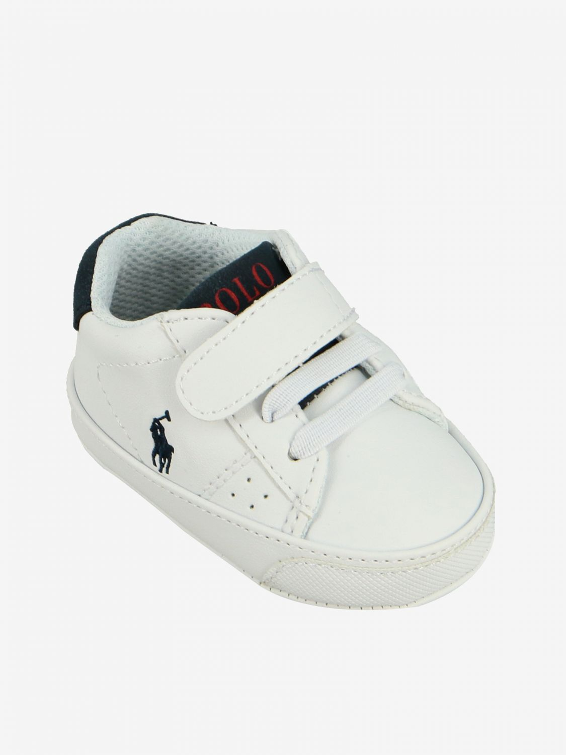 Shoes kids Polo Ralph Lauren white 4