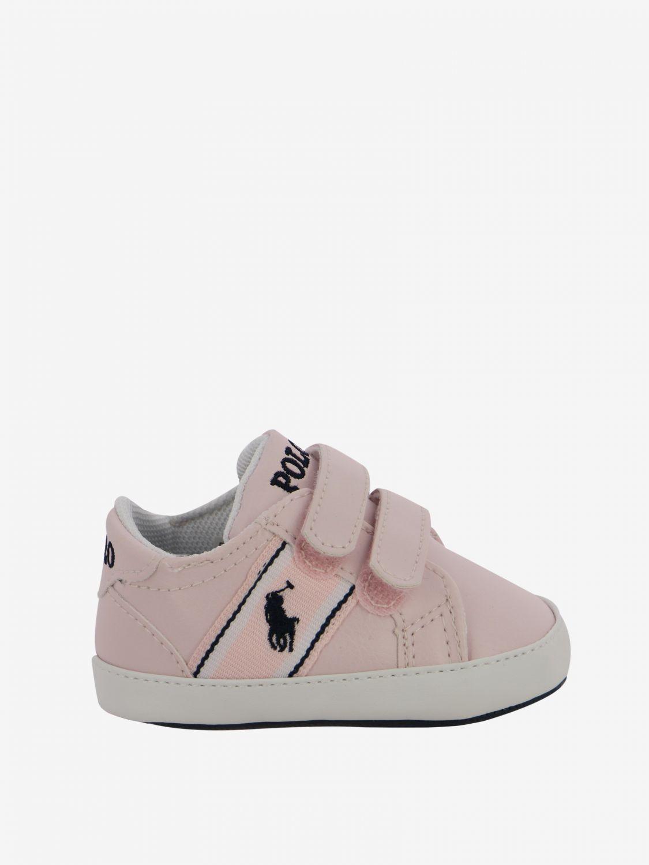 鞋履 儿童 Polo Ralph Lauren 粉色 1