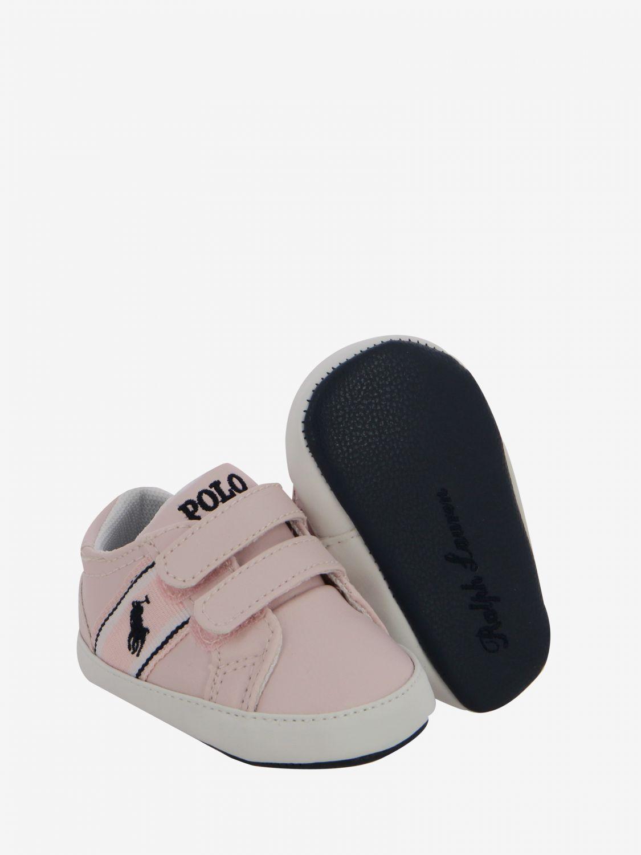 鞋履 儿童 Polo Ralph Lauren 粉色 2