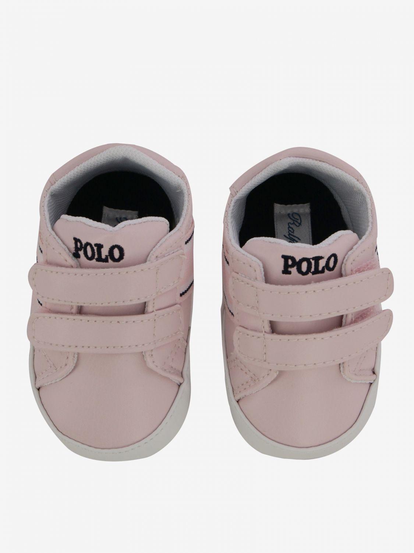鞋履 儿童 Polo Ralph Lauren 粉色 3