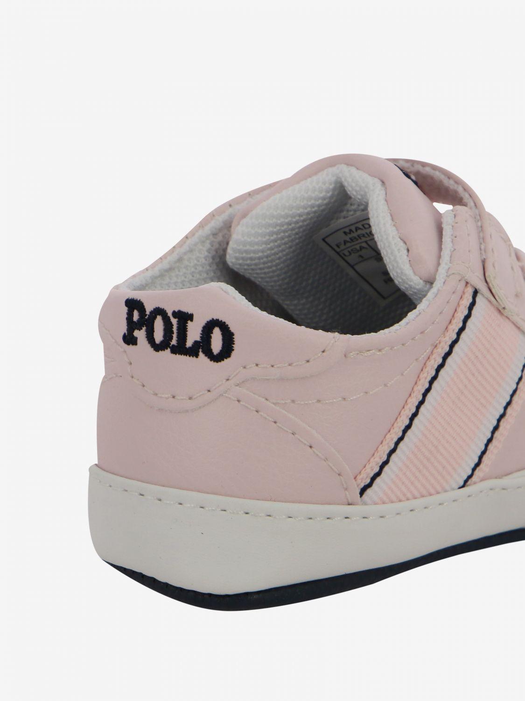 鞋履 儿童 Polo Ralph Lauren 粉色 5