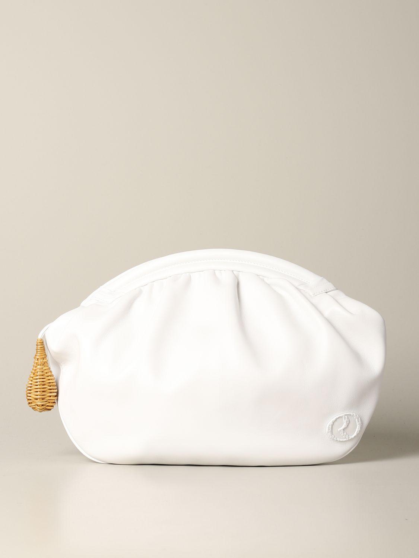 Shoulder bag women Rodo white 1