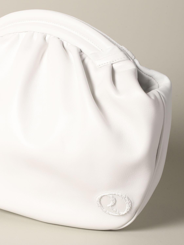 Shoulder bag women Rodo white 3
