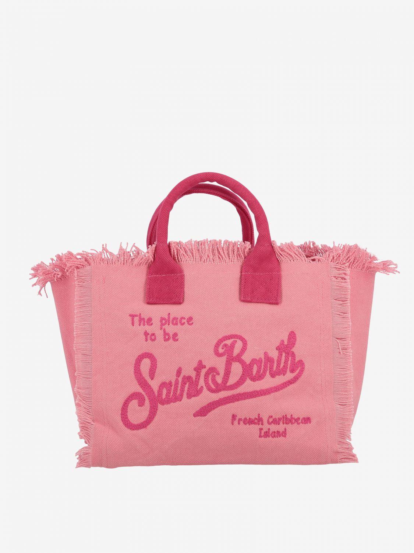 Bag kids Mc2 Saint Barth pink 1