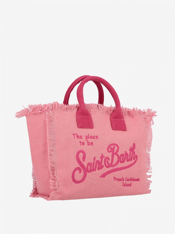Bag kids Mc2 Saint Barth pink 2