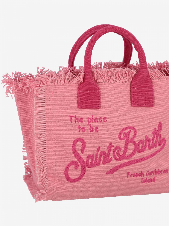 Bag kids Mc2 Saint Barth pink 3