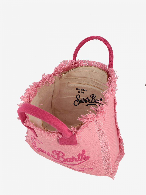 Bag kids Mc2 Saint Barth pink 4