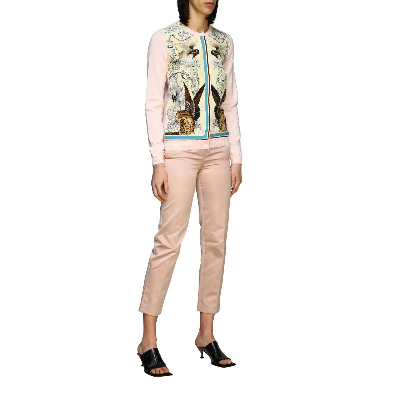 Pantalone Roberto Cavalli slim cipria 2