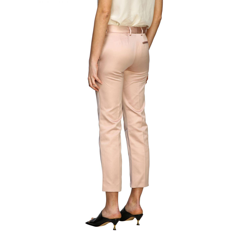 Pantalone Roberto Cavalli slim cipria 3