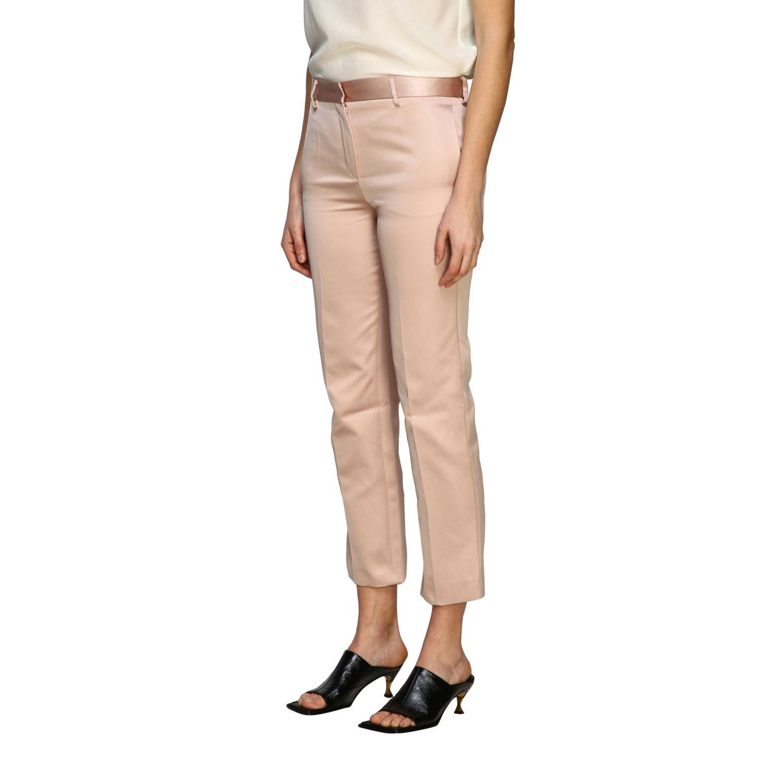 Pantalone Roberto Cavalli slim cipria 4
