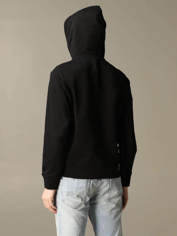 Sweatshirt Roberto Cavalli: Sweatshirt men Roberto Cavalli black 2