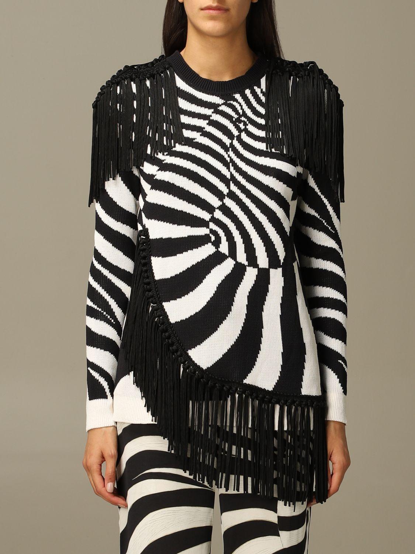Pullover Roberto Cavalli: Pullover damen Roberto Cavalli schwarz 1