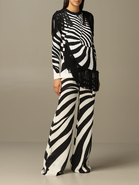 Pullover Roberto Cavalli: Pullover damen Roberto Cavalli schwarz 2