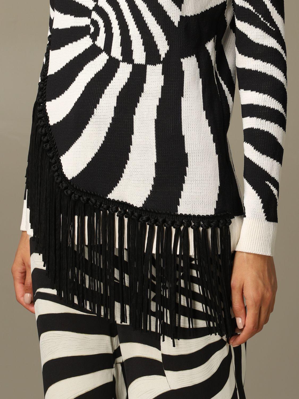 Pullover Roberto Cavalli: Pullover damen Roberto Cavalli schwarz 4