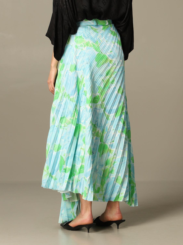 半身裙 女士 Balenciaga 浅蓝色 2