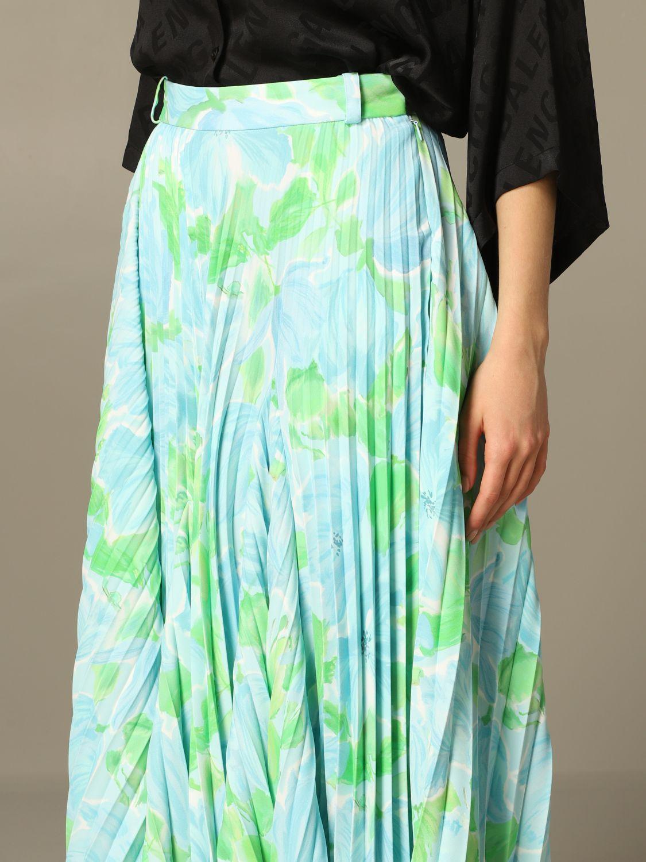 半身裙 女士 Balenciaga 浅蓝色 3