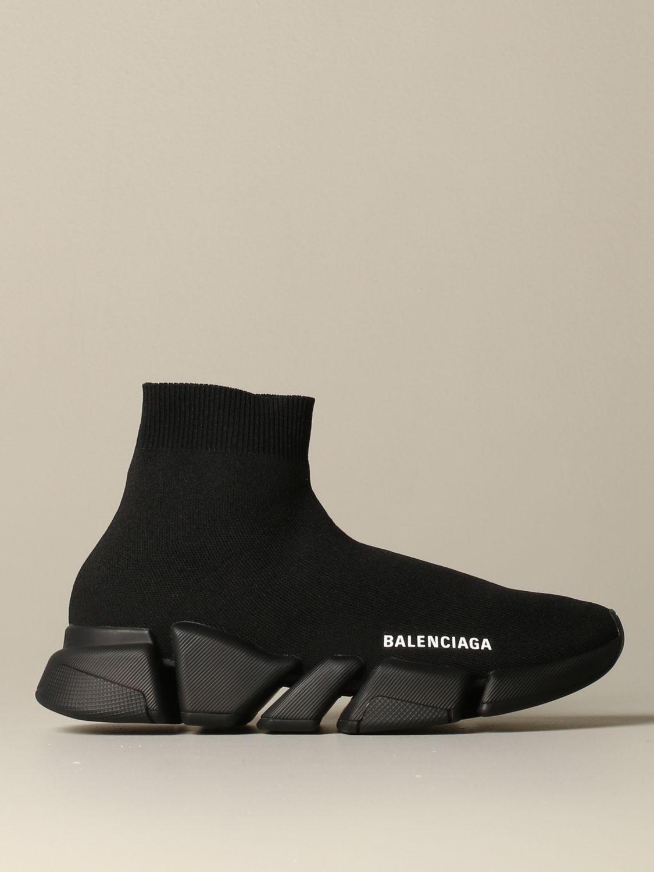 Спортивная обувь Balenciaga: Обувь Женское Balenciaga черный 1