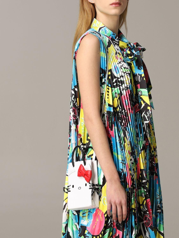 Наплечная сумка Женское Balenciaga белый 2
