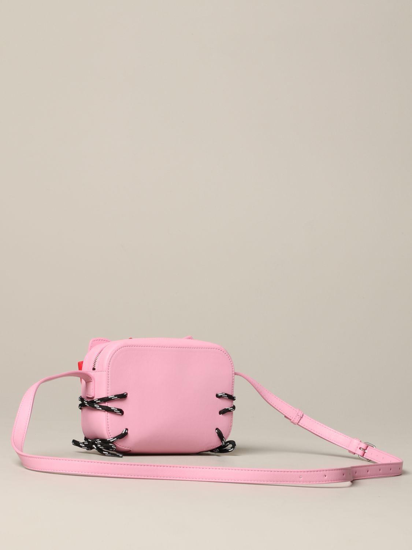 Mini bag Balenciaga: Shoulder bag women Balenciaga pink 3