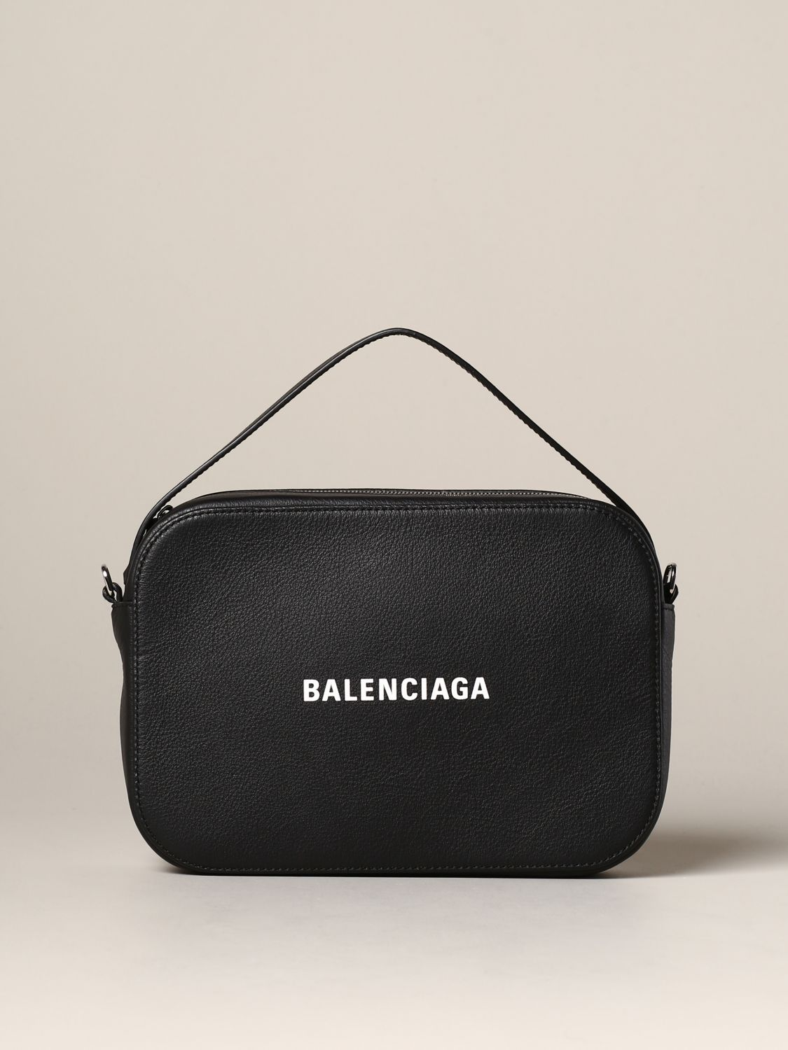 Crossbody bags Balenciaga: Shoulder bag women Balenciaga black 1