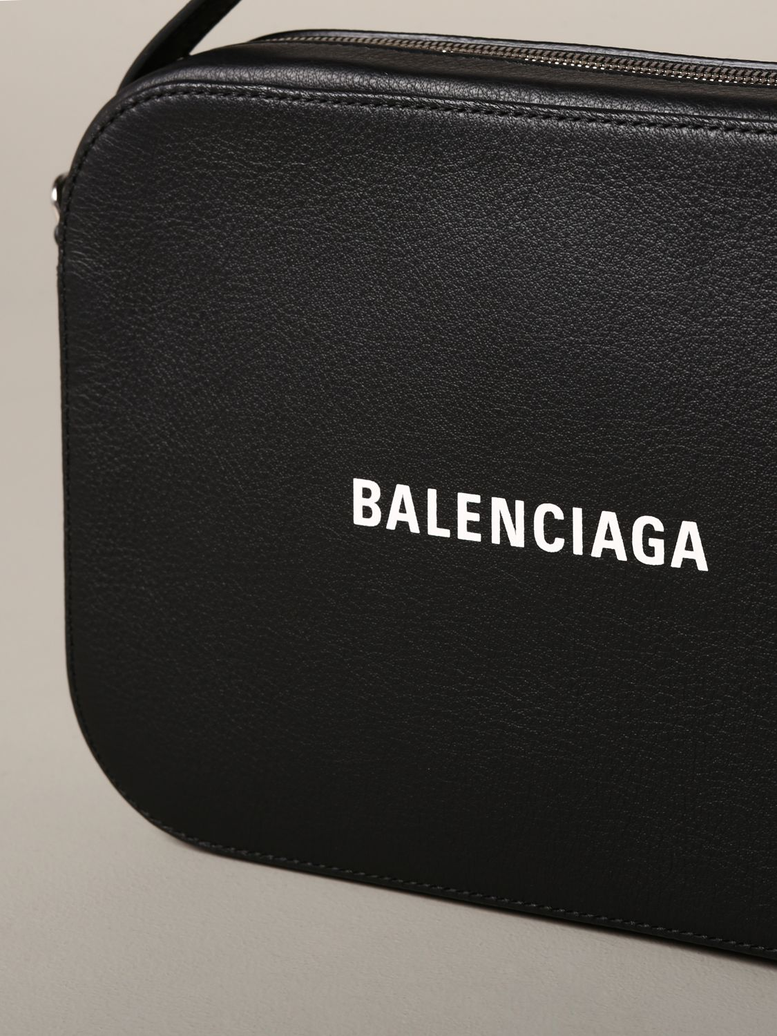 Crossbody bags Balenciaga: Shoulder bag women Balenciaga black 4