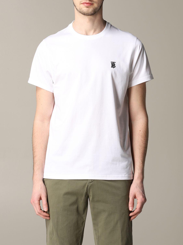 burberry t shirt homme