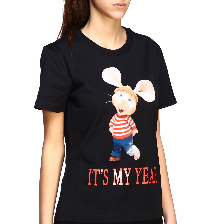 T-Shirt Alberta Ferretti: T-shirt women Alberta Ferretti black 5