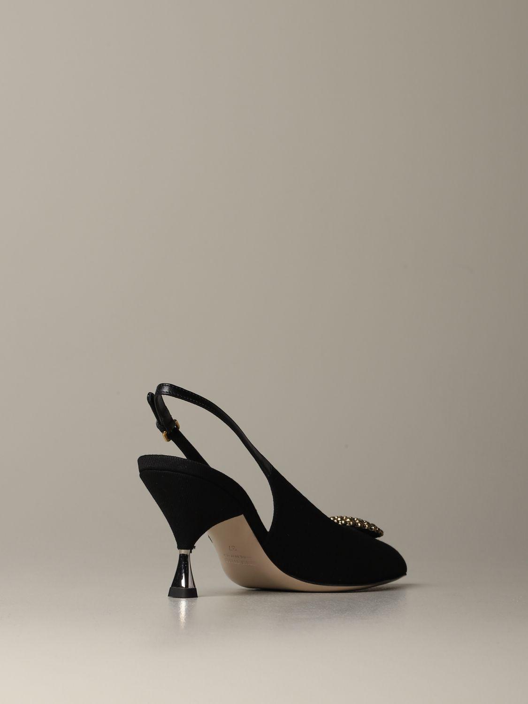 鞋 女士 Miu Miu 黑色 4