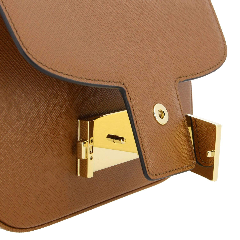 Shoulder bag women Prada leather 4