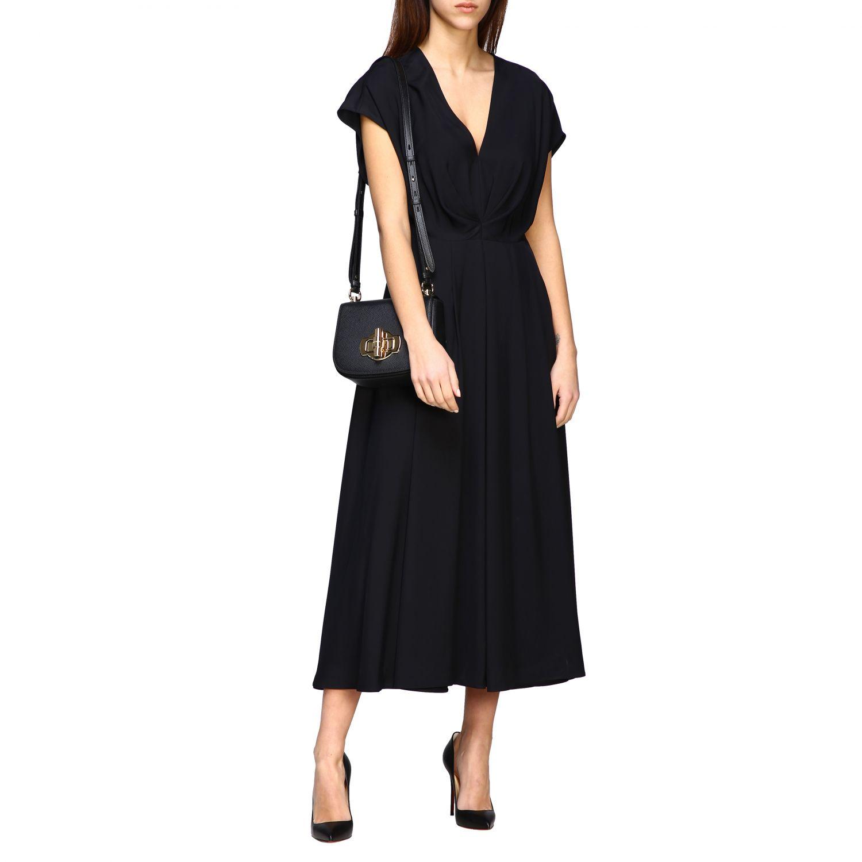 Shoulder bag women Prada black 2