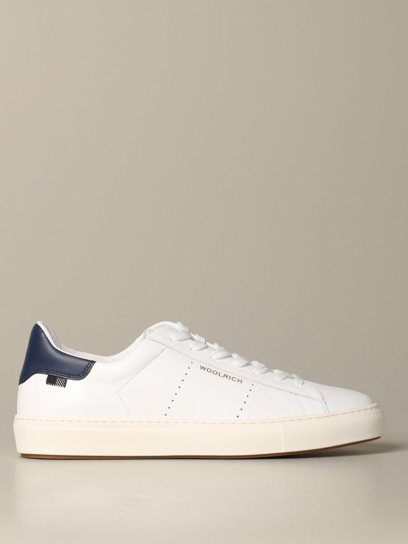 Обувь Мужское Woolrich белый 1