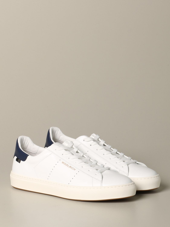 Обувь Мужское Woolrich белый 2