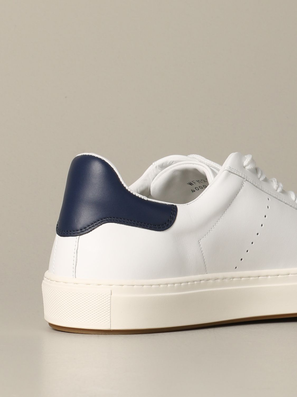 Обувь Мужское Woolrich белый 3
