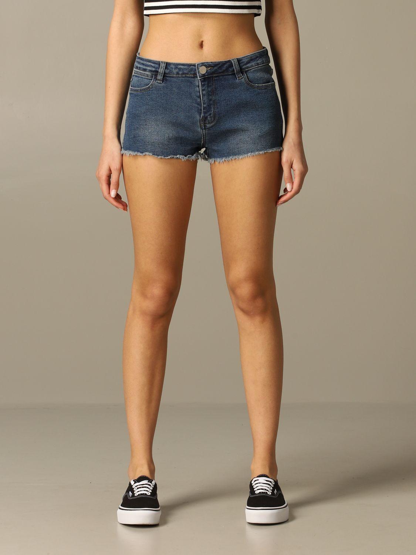 牛仔裤 女士 Kendall + Kylie 牛仔布 1