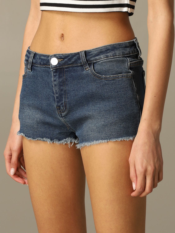 牛仔裤 女士 Kendall + Kylie 牛仔布 3