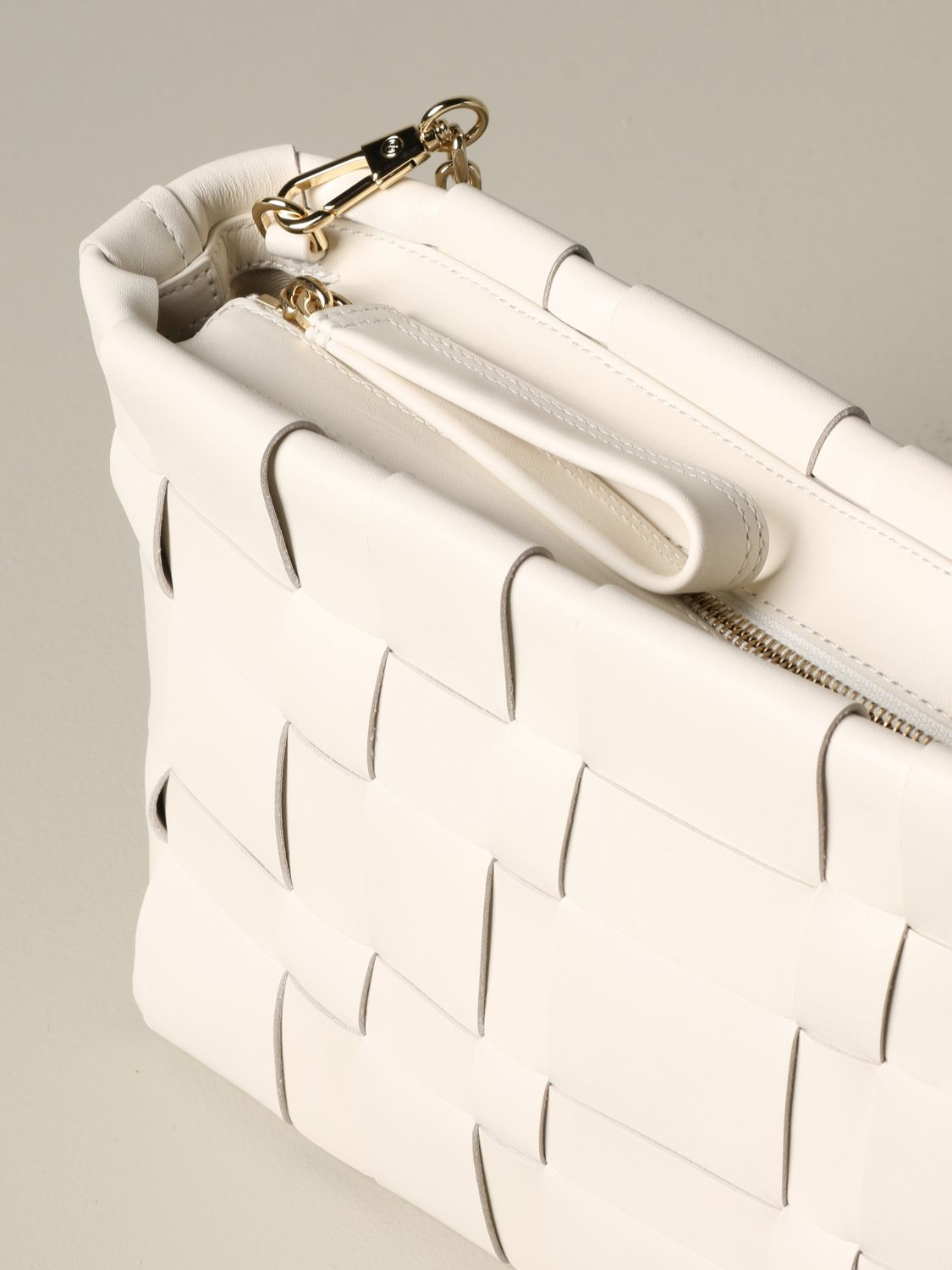 Shoulder bag 3.1 Phillip Lim: Shoulder bag women 3.1 Phillip Lim white 3
