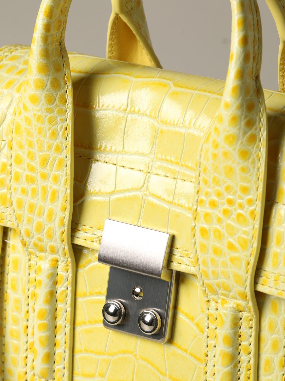 Bolso de hombro 3.1 Phillip Lim: Bolso de hombro mujer 3.1 Phillip Lim amarillo 3