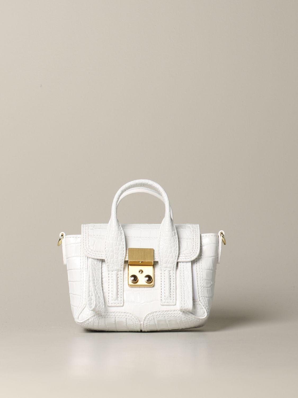 Mini bag 3.1 Phillip Lim: Shoulder bag women 3.1 Phillip Lim white 1