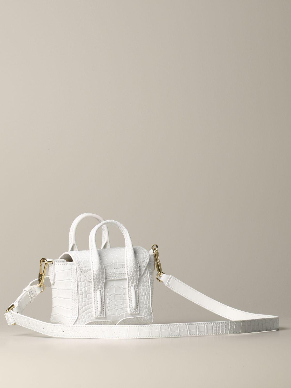 Mini bag 3.1 Phillip Lim: Shoulder bag women 3.1 Phillip Lim white 2