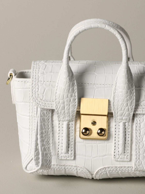 Mini bag 3.1 Phillip Lim: Shoulder bag women 3.1 Phillip Lim white 3