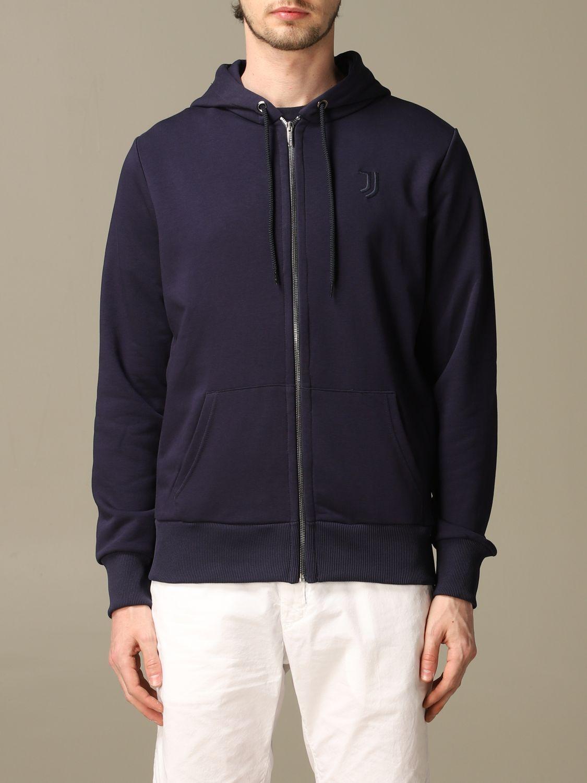 Sweatshirt Juventus Premium: Sweatshirt men Juventus Premium blue 1