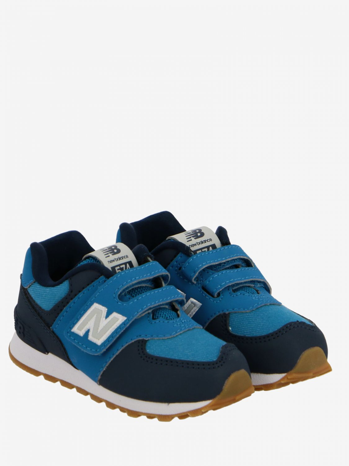 Shoes kids New Balance gnawed blue 2