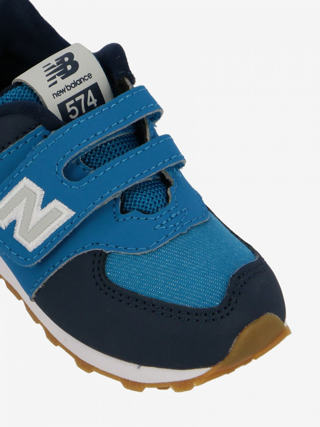 Shoes kids New Balance gnawed blue 4